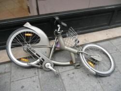 Vélib', vélos sans borne… pourquoi c'est la galère à Paris