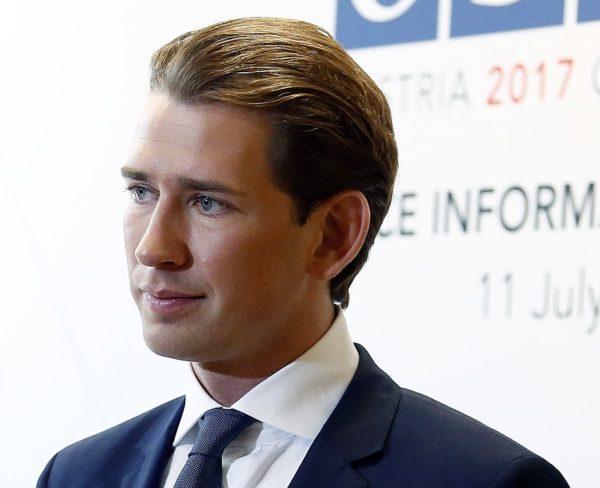 """Portrait : Sebastian Kurz, le """"wunderwuzzi"""" de la politique autrichienne"""