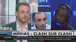 Débat sur le clash entre Eric Zemmour et Omar Sy