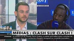 Clément Viktorovitch : « Omar Sy est totalement en dehors des clous puisqu'il a répondu à Zemmour avec une accusation diffamatoire »