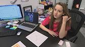 Alina, 11 ans, chef d'entreprise et déjà millionnaire aux États-Unis