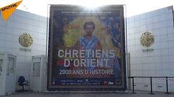 « Chrétiens d'Orient. 2000 ans d'histoire », une exposition contre les préjugés à l'Institut du monde arabe