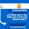Le Coquetier, premier incubateur civique de France, récompensé par Atlas Network