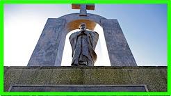 Les habitants de Ploërmel n'acceptent pas l'ordre de retrait de la croix