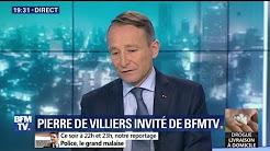 """""""La vraie loyauté, c'est de dire la vérité"""" : le Général de Villiers ne """"regrette pas"""" sa démission"""