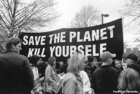 Pour ne pas tous mourir, suicidons-nous (mais montrez-nous d'abord l'exemple)
