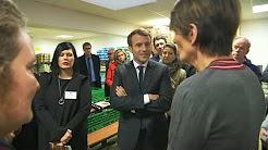 """Emmanuel Macron prend position contre l'immigration-invasion aux Restos du Cœur : """"Si on se met à accepter tout le monde y compris ceux qui ne sont pas éligibles à tout, tout le monde va venir et là le problème est multiplié par 10"""""""