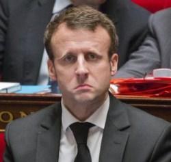 La cote de Macron plonge