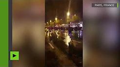 Réjouis d'être au Mondial 2018, des Marocains crient « On est chez nous ! » sur les Champs-Élysées…