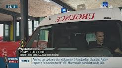 Un pompier dénonce les violences : « Mes collègues reçoivent des cocktails Molotov »