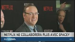 Netflix coupe tout lien avec Kevin Spacey après son dérapage sexuel avec un ado de 14 ans