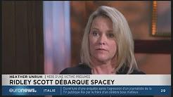 Une mère raconte la tentative de viol de Kevin Spacey sur son fils