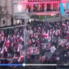 La vidéo du défilé complet de la marche de l