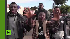 Maroc : une opération de police contre un camp de clandestins tourne à l'émeute