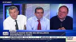 Faut-il vraiment réindustrialiser la France ? Nicolas Doze VS Jean-Marc Daniel