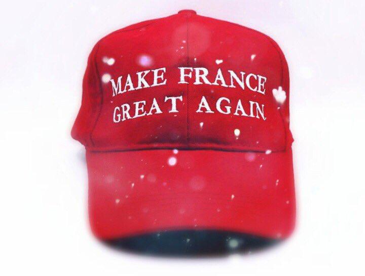 Faites vos emplettes de Noël dans l'unique boutique pro-Trump de France !