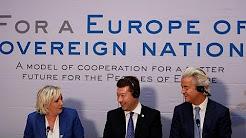 Les droites nationales européennes réunies à Prague