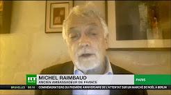 L'ancien ambassadeur de France dénonce l'arrogance de Macron sur la Syrie
