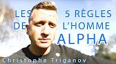 Les cinq règles de l'homme Alpha