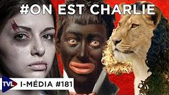 """I-Média#181 : Tex, blackface, Miss France, les médias ne sont plus """"Charlie"""" du tout…"""