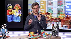 L'incroyable aventure Lego