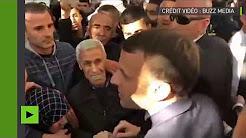 Des Algériens réclament des visas à Emmanuel Macron pour quitter leur pays