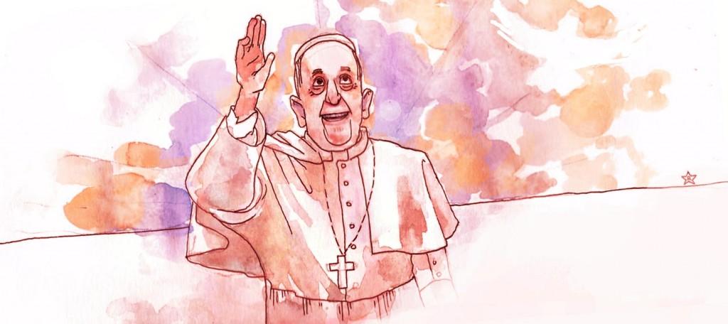 Le Pape chez les minorités catholiques d'Asie