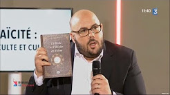 Philippe Vardon brandit un livre islamique : « Nos crèches vous font peur ? Moi, c'est ça ! »
