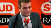 """Florian Philippot : """"Qui peut croire que Mélenchon ou Marine Le Pen accéderont au pouvoir ?"""""""