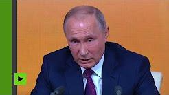 Poutine accuse les États-Unis d'avoir poussé la Corée du Nord à violer ses engagements