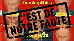 """""""Raté un train ? Perdu une élection ? C'est de notre faute !"""" Découvrez le clip de RT France"""