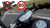 On a testé la limitation à 80 km/h !