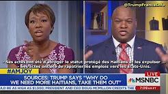 Clash à propos d'Haïti sur MSNBC : présentatrice pro-Obama vs pasteur afro-américain pro-Trump