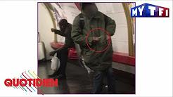 Sur la ligne 12 du métro parisien, des consommateurs de crack armés de couteaux terrorisent conducteurs RATP et passagers