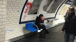 Crack dans le métro parisien : à certaines stations, des conducteurs ne marquent plus l'arrêt…