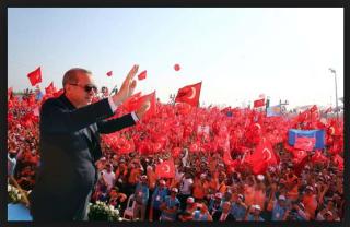 La Turquie d'Erdogan un danger pour l'occident