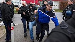 Gardiens de prisons en colère : 9e jour de blocage en France
