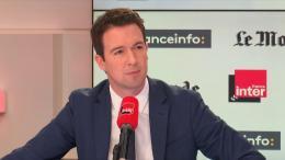 """Guillaume Peltier (LR) regrette que Nathalie Loiseau n'ait pas """"assumé dès le début"""" son passé"""