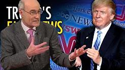 Jean-Yves Le Gallou dénonce le traitement médiatique des Fake News Awards de Donald Trump