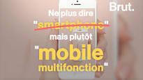 """Ne dîtes plus """"smartphone"""" mais """"mobile multifonction"""""""