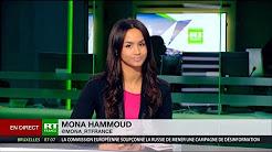 Mona Hammoud : « L'Élysée est devenue une forteresse impénétrable pour RT France »