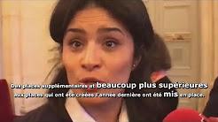 """Le député """"En Marche"""" Sonia Krimi a du mal avec la langue française"""
