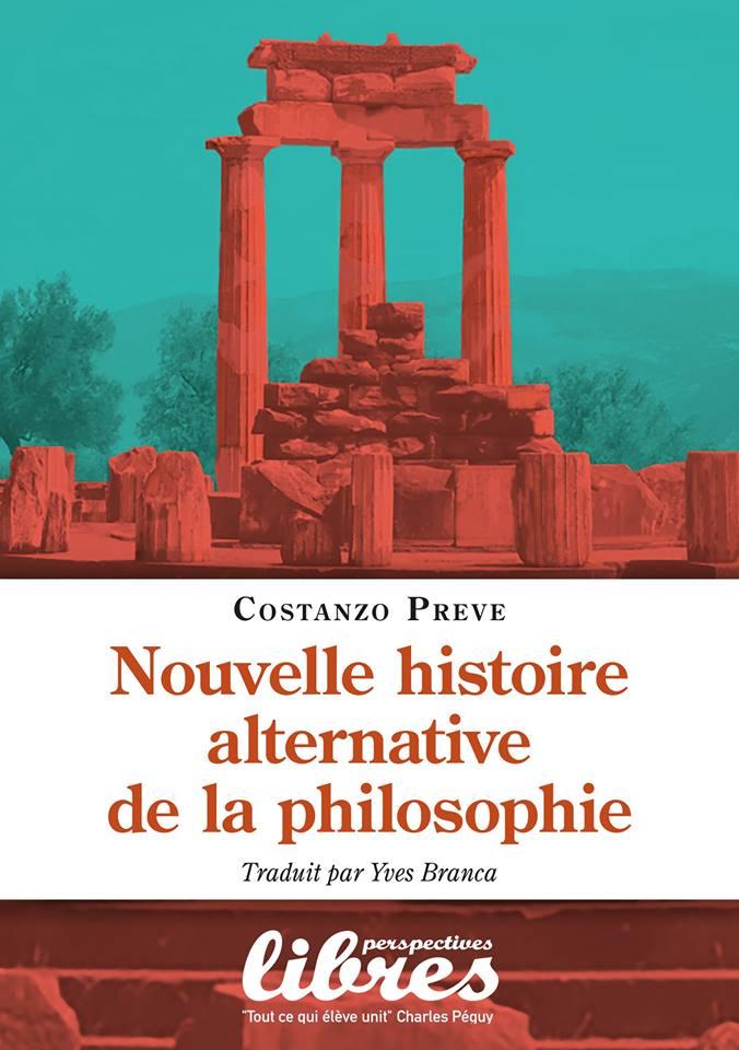 """Vidéo de la conférence d'Yves Branca : """"Introduction à la pensée de Costanzo Preve"""""""