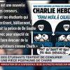 Des étudiants tentent de censurer une pièce posthume de Charb