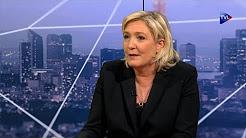 Marine Le Pen se veut rassurante sur le plateau de TV Libertés : « Le FN est extrêmement stable ! »