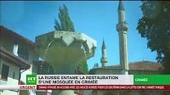Moscou accusé d'« effacer la culture musulmane »… en restaurant une mosquée de Crimée en ruines