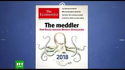 La « pieuvre Poutine » : une caricature « choc » mais déjà vue…