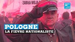 """""""Pologne, la fièvre nationaliste"""" : le sujet ultra-orienté de France 24"""