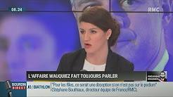 Schiappa compare Wauquiez à Mennel la candidate voilée de The Voice