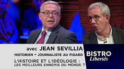 Bistro Libertés avec Jean Sévillia